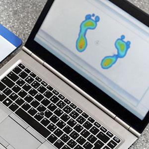komputerowe badanie stóp wrocław